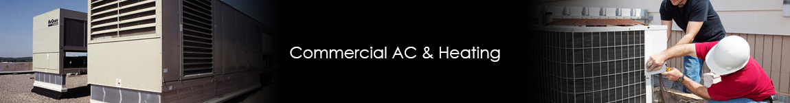 commercial ac and heating