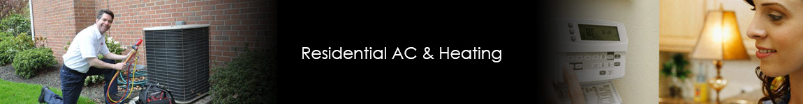 residential ac and heating