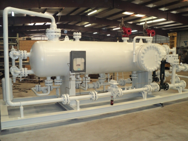 "36"" OD  x 15' L x 1440 PSI Production Separator"