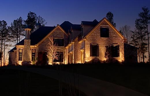 Elegant Houston Outdoor Lighting Landscape Lighting Houston TX